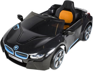 BMW i8 Elbil, Sort