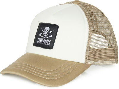 Jack & Jones Skull Trucker Kasket, Olive Night