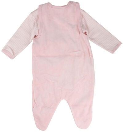 Køb Fixoni Body & Sparkedragt, Baby Pink | Jollyroom