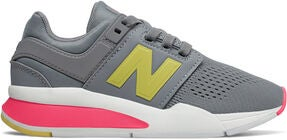 New Balance 247 Sneakers, Grey/Pink