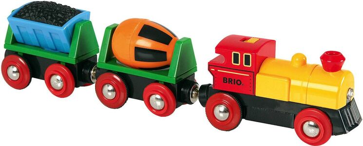 BRIO World 33319 Batteridrevet Tog
