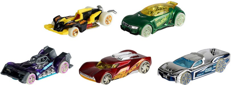 Hot Wheels Bilsæt 5-pak