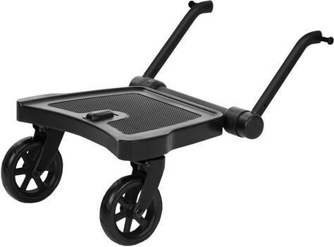 ABC Design Kiddie Ride On 2 Ståbræt, Black