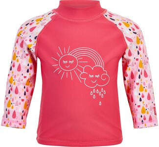 Color Kids Mini UV-Langærmet T-Shirt UPF 50+, Blossom