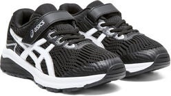 Asics GT-1000 8 PS Sneakers, Black/White