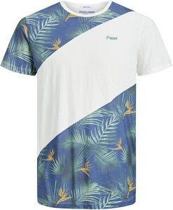 Jack & Jones Newdream T-Shirt, Cloud Dancer