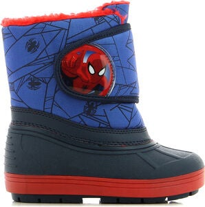 Marvel Spider-Man Vinterstøvler, Navy Blue