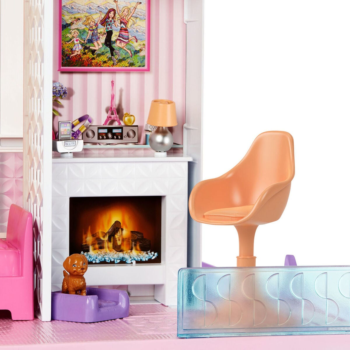 Picture of: Kob Barbie Dukkehus Drommehus Jollyroom