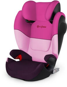 Cybex Solution M-Fix Autostol, Purple Rain