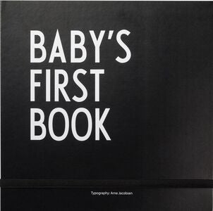 Design Letters Baby's First Book, Sort