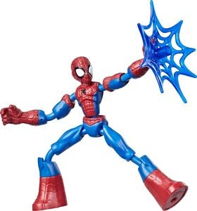 Marvel Spider-Man Bend And Flex Spider-Man