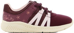 Disney Frozen Sneakers, Burgundy