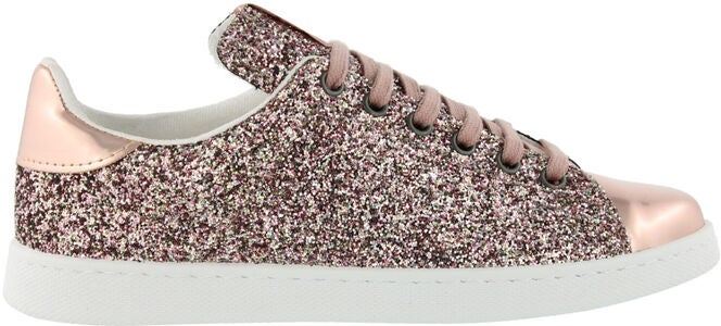 Victoria Deportivo Glitter Sneakers, Pink
