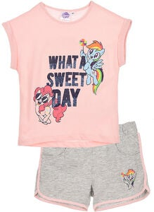 My Little Pony T-Shirt & Shorts, Pink