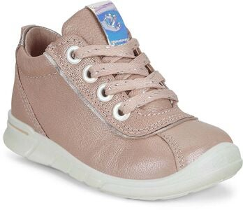 ECCO First Sneakers, Rose Dust