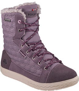 Viking Zip II GTX Støvler, Dark Grey/Plum