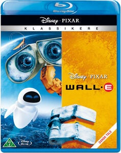 Disney Pixar Wall-E Blu-Ray