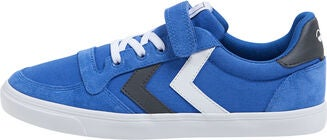 Hummel Slimmer Stadil Low Jr Sneakers, Nebulas Blue