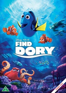Disney Pixar Find Dory DVD