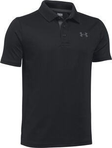 Under Armour Performance Polo T-shirt, Black