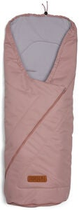 Nordlys Kørepose Light, Blush Pink
