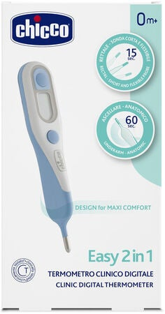 Chicco Easy 2-in-1 Digital Termometer