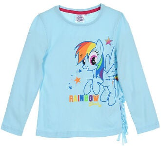 My Little Pony T-Shirt, Blå