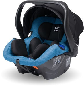 Axkid Modukid Infant Autostol Baby, Petrol