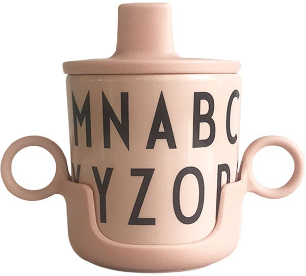 DESIGN LETTERS Grow With Your Cup Melaminkop, Nude
