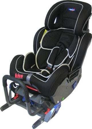 Klippan Kiss 2 Plus Autostol, Freestyle