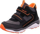 Superfit Sport5 GTX Sneakers, Black/Orange