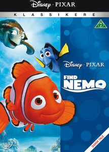 Disney Pixar Find Nemo DVD