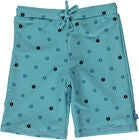 Småfolk Badeshorts Minimultiapple, Air Blue