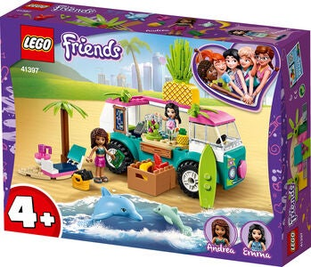 LEGO Friends 41397 Juicevogn