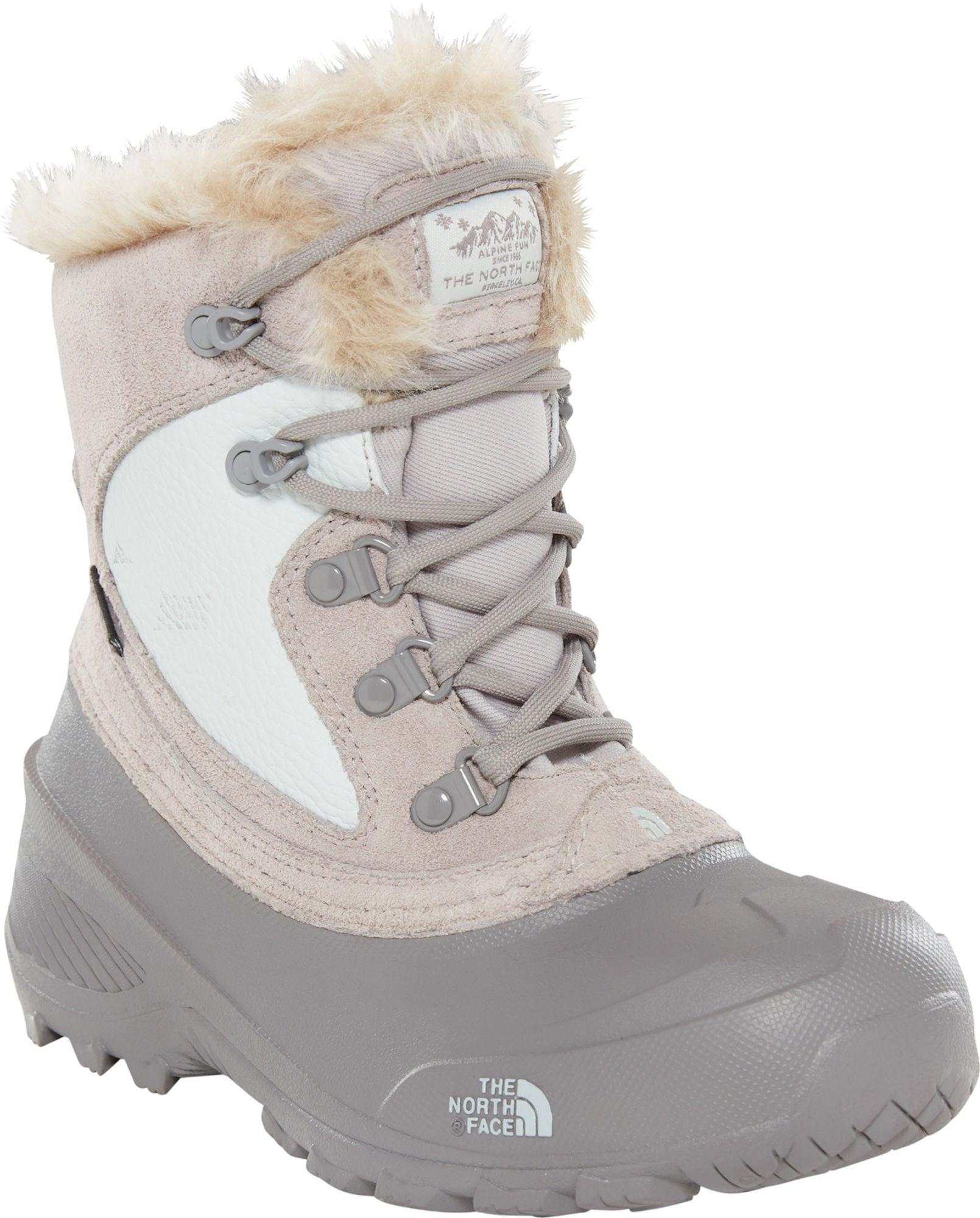 2d62969b696 Køb The North Face Youth Shlista Extreme Vinterstøvler, Foil Grey/ Icee  Blue | Jollyroom