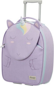 Samsonite Unicorn Lilly Rejsekuffert, Lilla