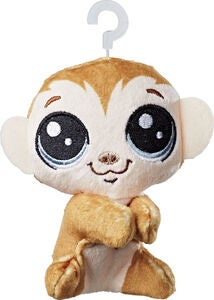 Littlest Pet Shop Tøjdyr Clicks Monkeyford