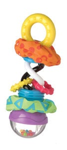 PlayGro Aktivitetsrangle Super Shaker Rattle