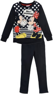 Disney Minnie Mouse Nattøj, Blue