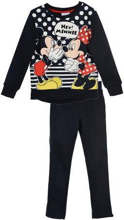 1302f92d536 Køb Disney Minnie Mouse Nattøj, Blue   Jollyroom