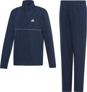 Adidas Youth Club Tracksuit, Navy