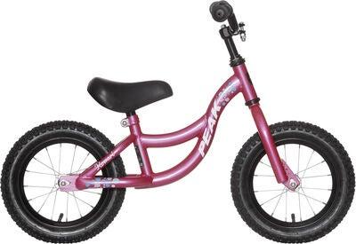 PEAK Kowari Løbecykel 12'', Lyserød | Learner Bikes