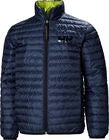 Helly Hansen Down Jakke, North Sea Blue