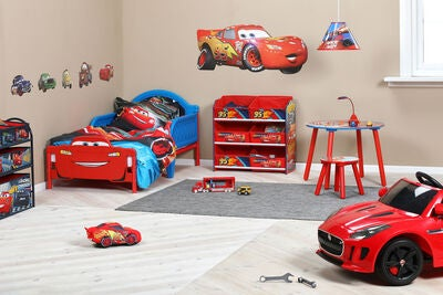 Disney Cars Bord