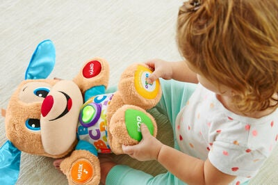 Fisher-Price Laugh & Learn Smart Stages Tøjdyr