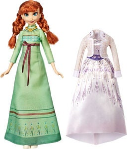 Disney Frozen 2 Doll And Fashion Anna