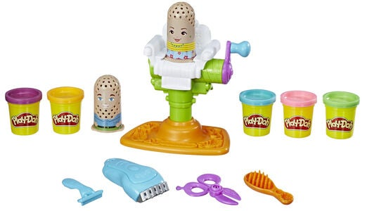 Play-Doh Buzz N Cut Barber Shop Sæt