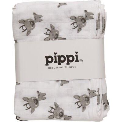 Pippi Stofbleer, Dark Grey