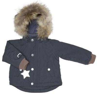 6d8a2cb9 Køb Mini A Ture Jakke Wally Fur Ombre Blue | Jollyroom