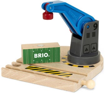 BRIO World 33866 Kran